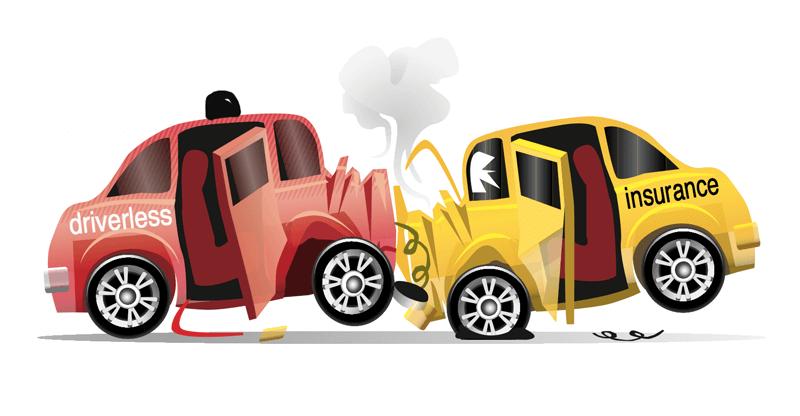 Auto Insurance Won't Crash When Driverless Cars Arrive